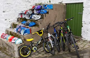 Kids bike hire